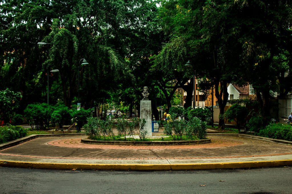 plaza gran colombia