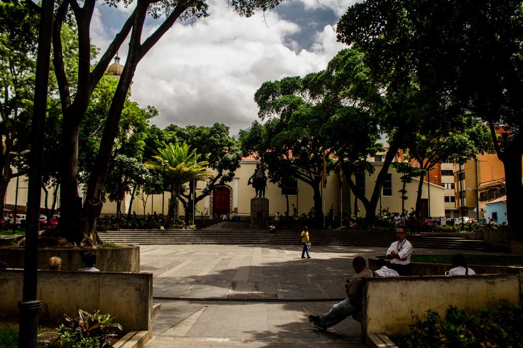 Plaza Bolívar de Chacao