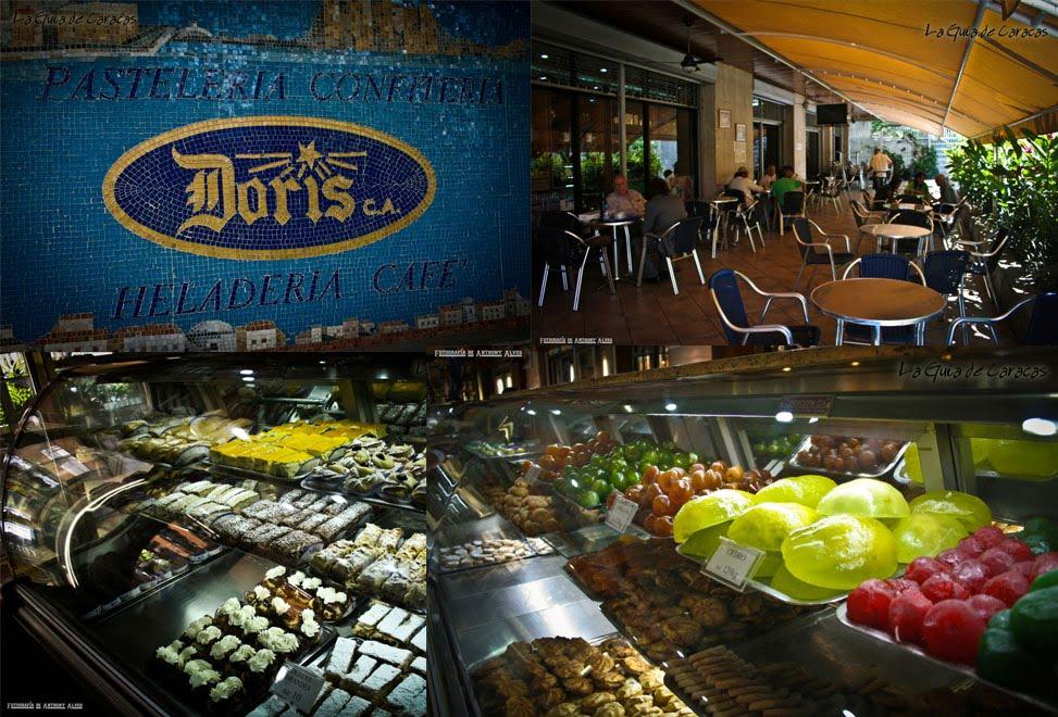 Pastelería Doris, años de sabor