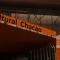 Centro Cultural Chacao: una obra de arte naranja