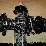 Proyector Zeiss Planetario Humboldt