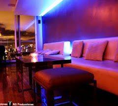 Lounge Ávila del Hotel Pestana, rumba de 5 estrellas