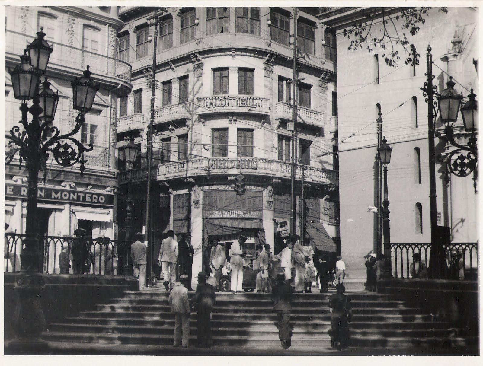 Esquina de la Torre 1939