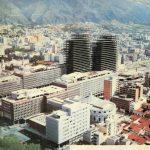 Centro Simón Bolívar torres del Silencio. 1952