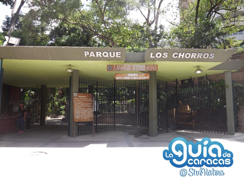 Parque los Chorros