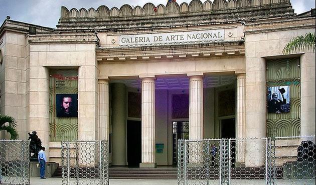 Resultado de imagen de venezuela Galería de Arte Nacional
