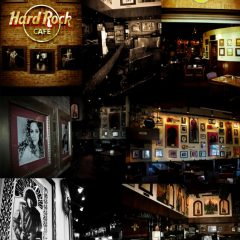 Hard Rock Café, rumba de altura