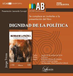 INVITACION LIBRO TRICAS