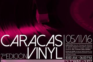 Caracas VINYL 2da edición