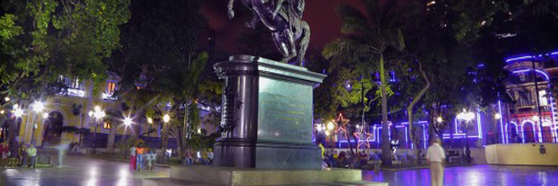 ¿Qué hacer en este diciembre caraqueño? Parte III: Plazas navideñas