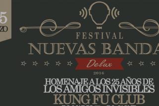 Festival Nuevas Bandas DeLux se celebrará en el Centro Cultural Chacao