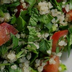 Kafta Restaurante: comida Árabe-Siria tradicional
