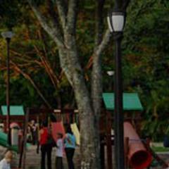Parque Caballito, recreación al aire libre