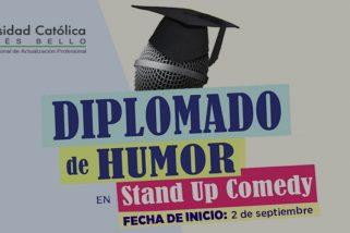 La Escuela de Humor y el CIAP-UCAB presentan el primer Diplomado de Stand Up Comedy en Latinoamérica