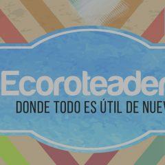 Ecoroteadera: mercado ecológico de corotos