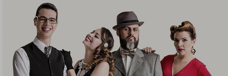 """Stand Up Comedy """"Es Relativo"""" celebra los 86 años del Ateneo de Caracas"""