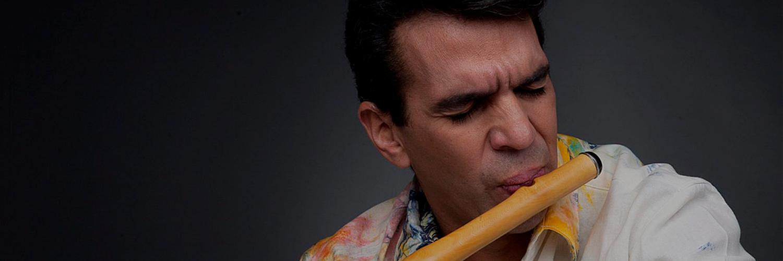 Espectáculo 'Hallacas con Flauta' de Huáscar Barradas  llega a la Plaza La Castellana