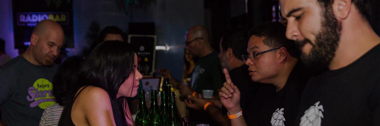 El bar tropical de Radiobar cautivó a Caracas