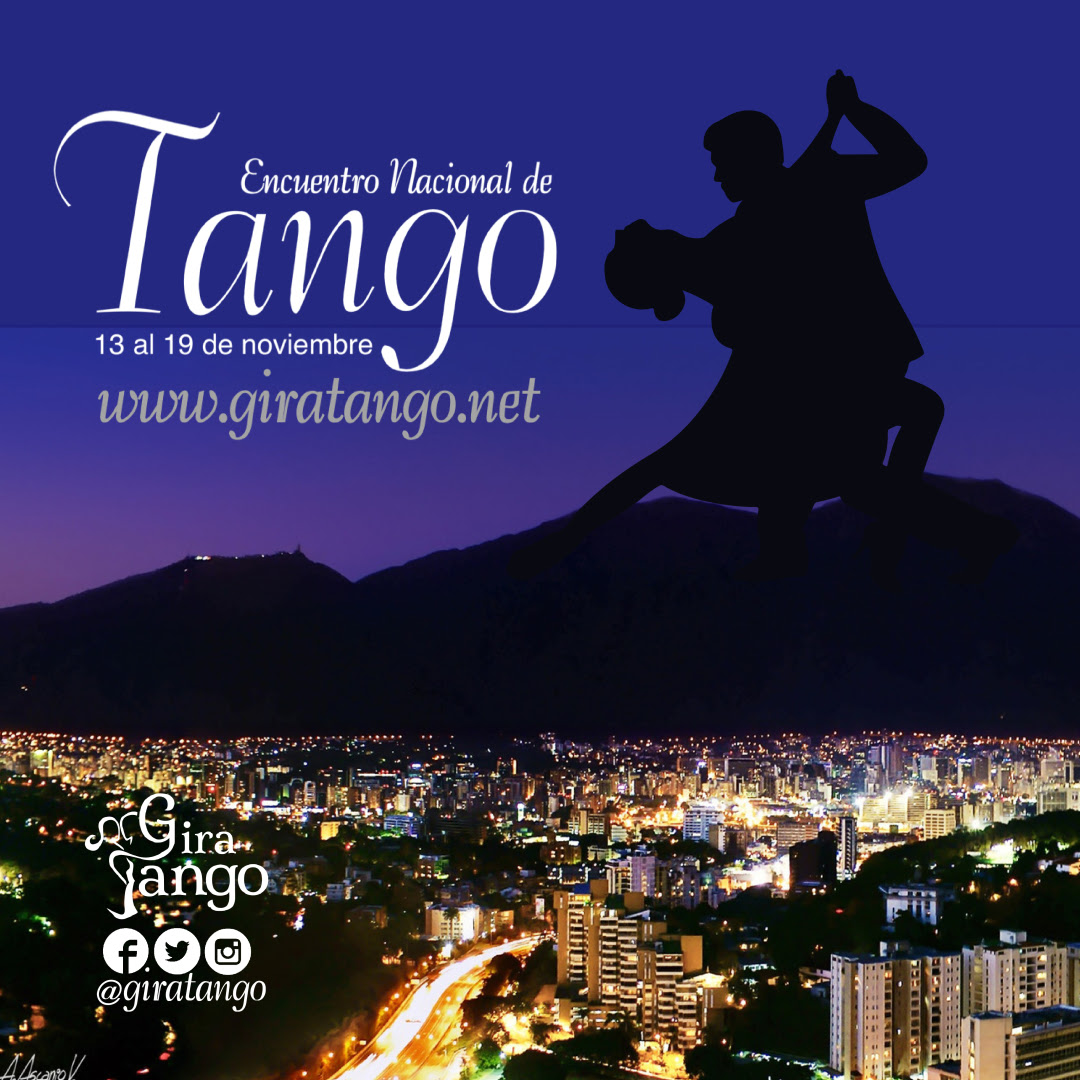 Encuentro Nacional de Tango toma Caracas