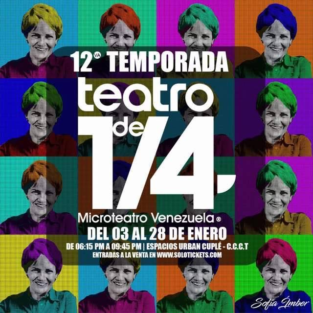 El 2018 comienza con Microteatro Venezuela