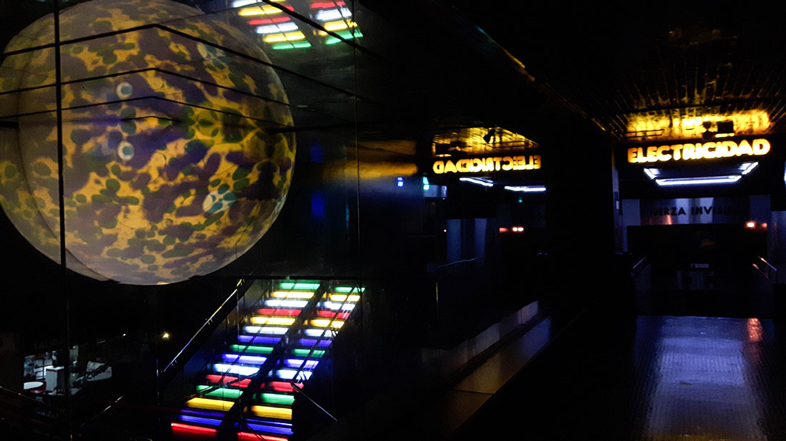 Museo de los niños, el lugar donde lo prohibido es no tocar