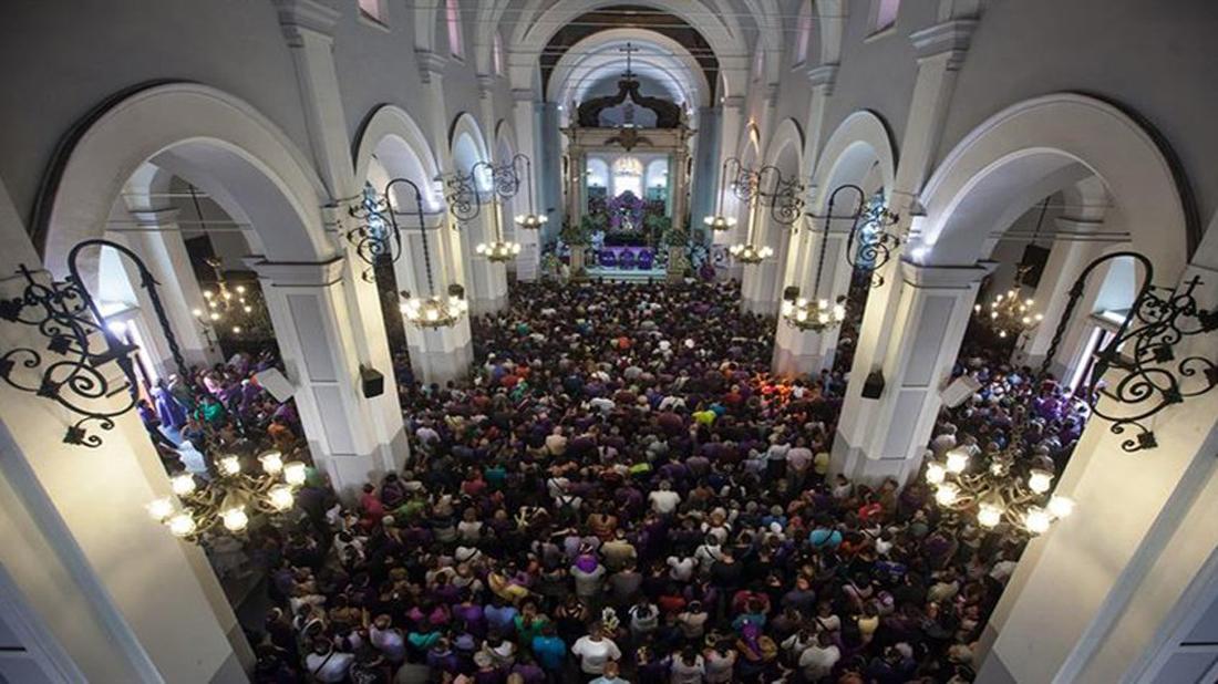 Semana Santa y sus tradiciones: el recorrido de los siete templos