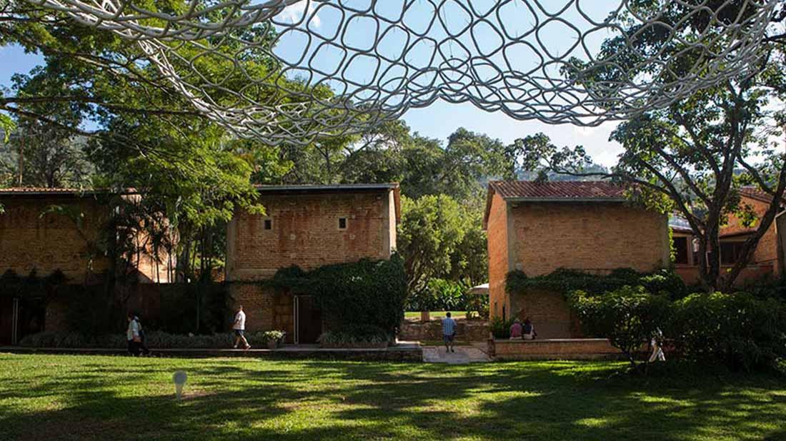 Memorias del pasado agrícola caraqueño: Hacienda la Trinidad-Parque Cultural