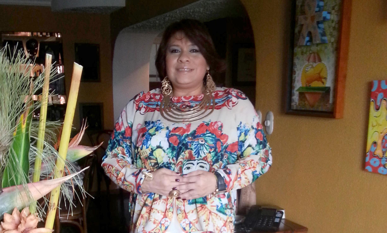 "Carolina Goicochea: ""Caracas es mi refugio, mi esencia, mi angustia"""