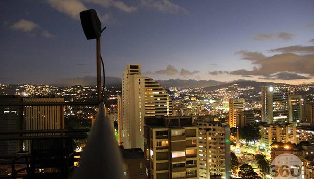 Vistas y gastronomía: lugares de Caracas