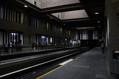 estacion de metro