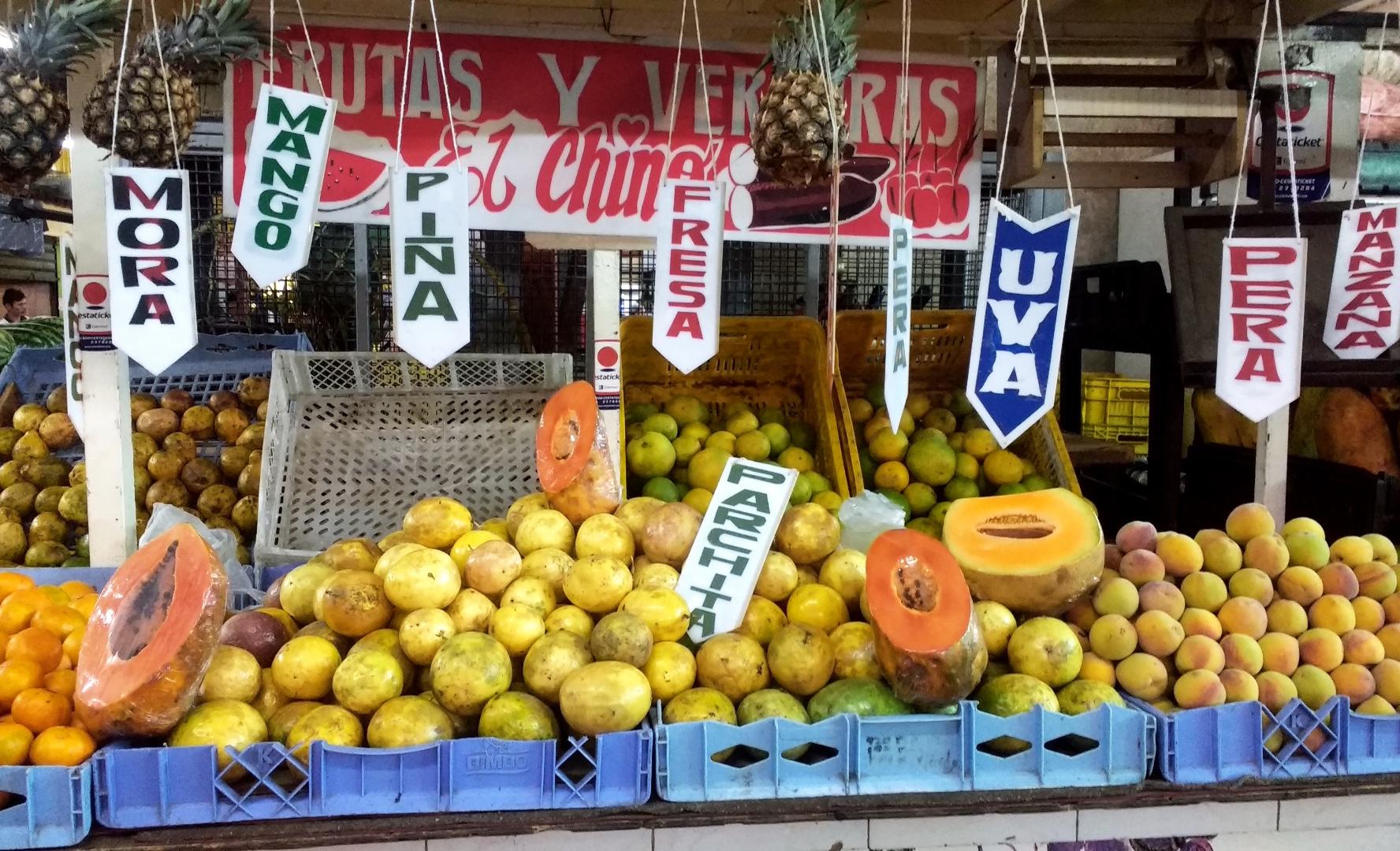 Ruta de Mercados en Caracas