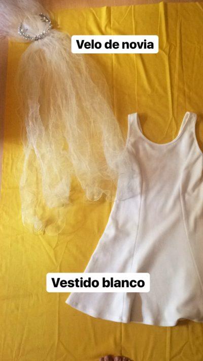 disfraz casero -la-sayona