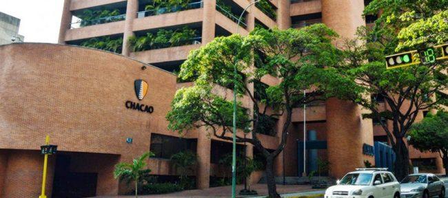 Caciques en Caracas Fuente: www.chacao.gob.ve