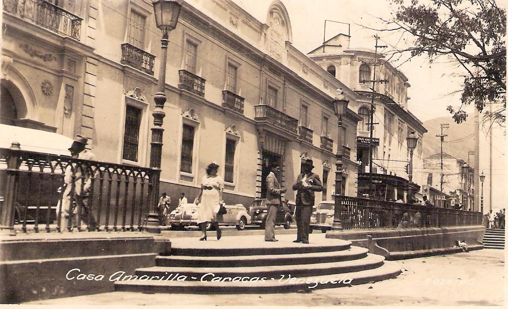 El casco histórico de Caracas te traslada al pasado