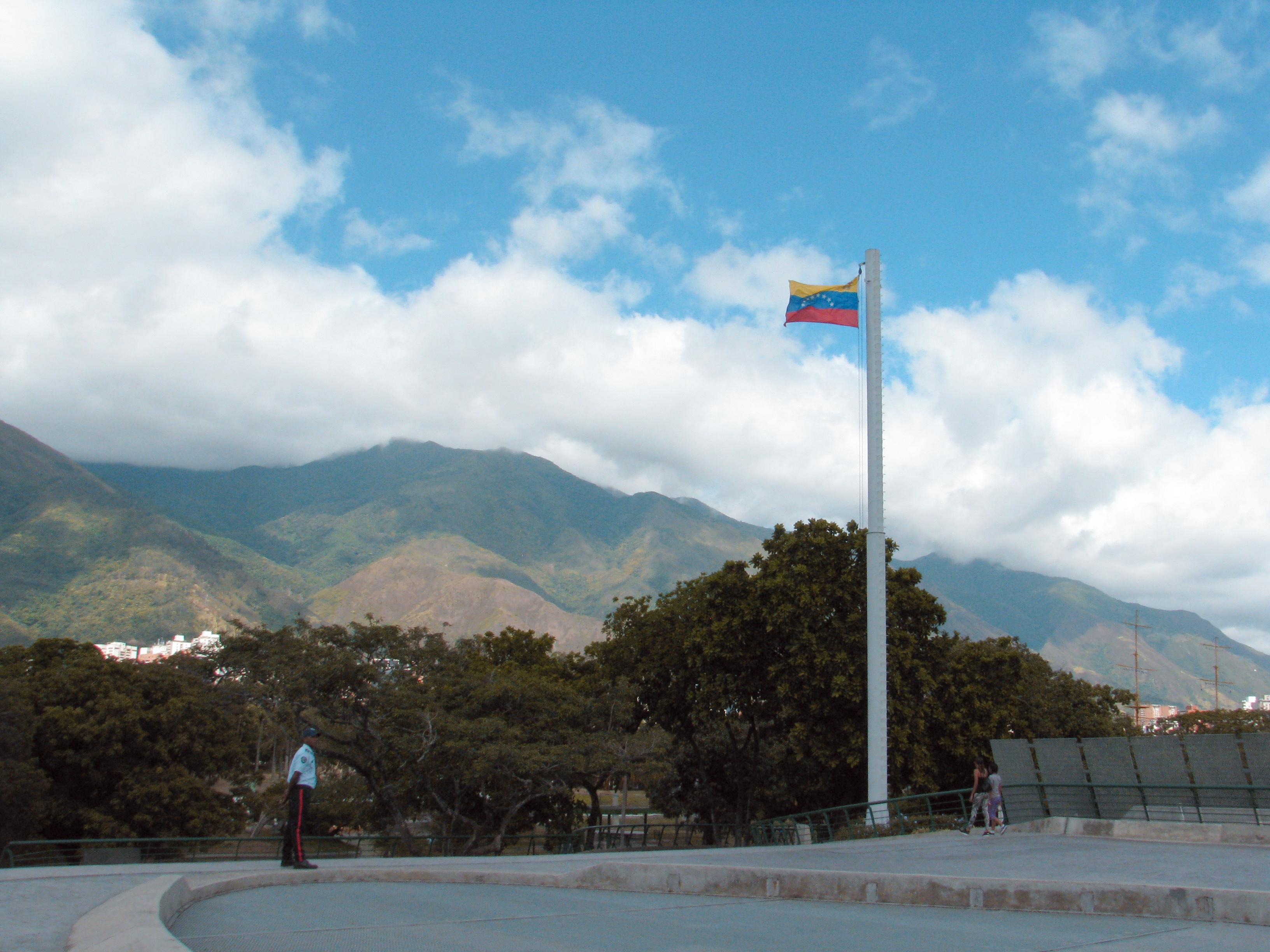 El nuevo oasis caraqueño: El Parque Simón Bolívar