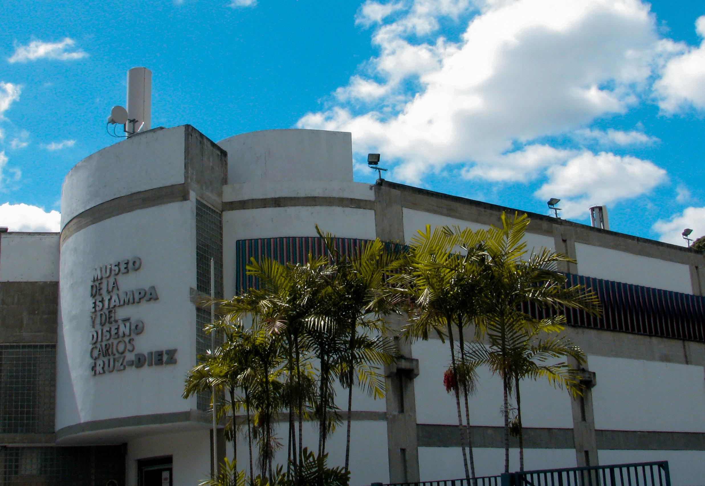 Museo de la estampa y el diseño Carlos Cruz Diez, un espacio para el color