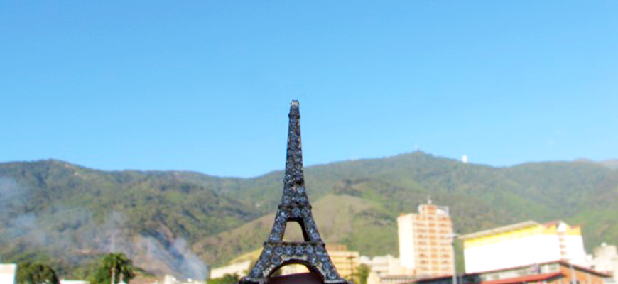Un viaje encantador por Francia en Caracas