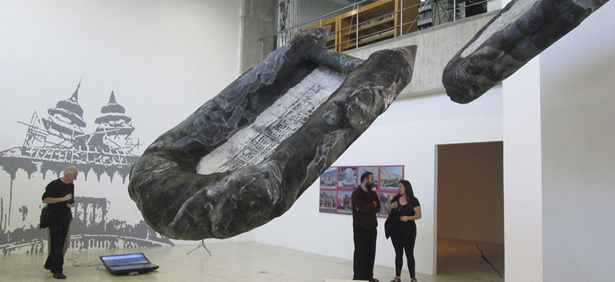 El arte emergente se viste de gala en el Premio Eugenio Mendoza # 15