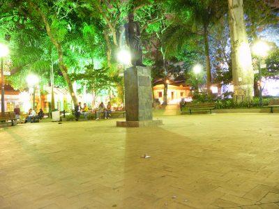 plaza El Hatillo para los enamorados Caracas