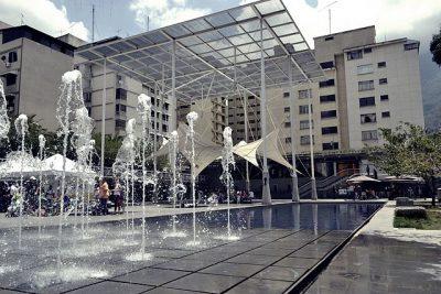 Plazas preferidas por los enamorados en Caracas