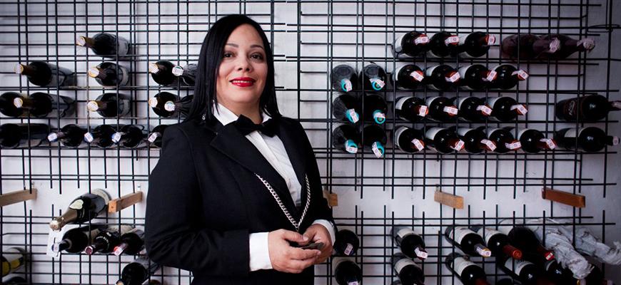 Mujeres que inspiran: Dayana Medina, sommelier del caribe