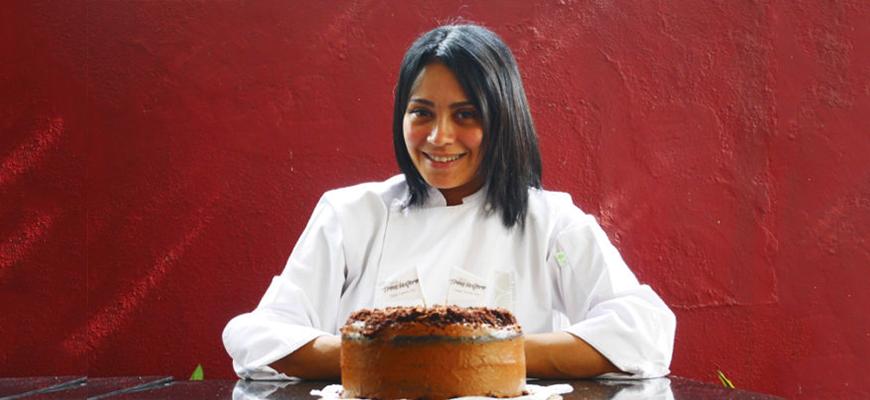 Mujeres que inspiran: Victoria Delgado, dulce emprendimiento