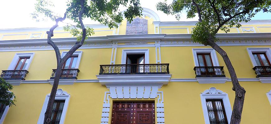 Monumentos Clásicos de Caracas: La Casa Amarilla