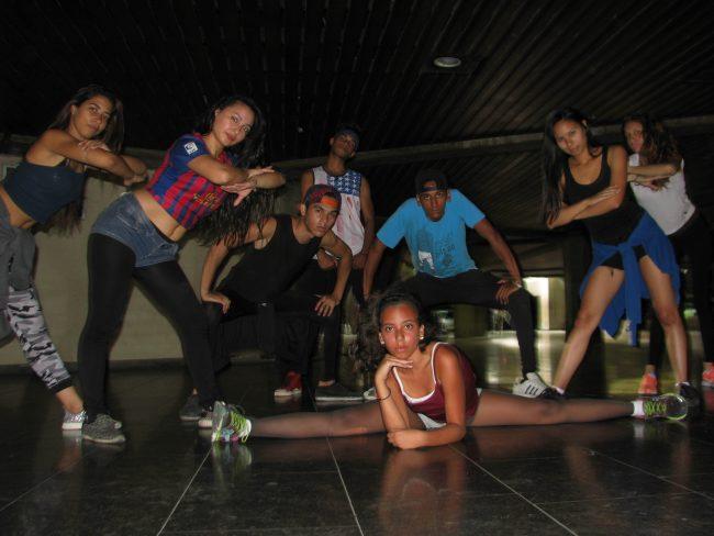 Confident Dance Crew. Géneros Urbanos.