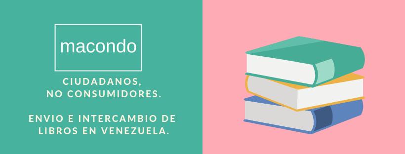 El viaje de los libros a través de Macondo Club