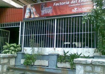 factoría del enano