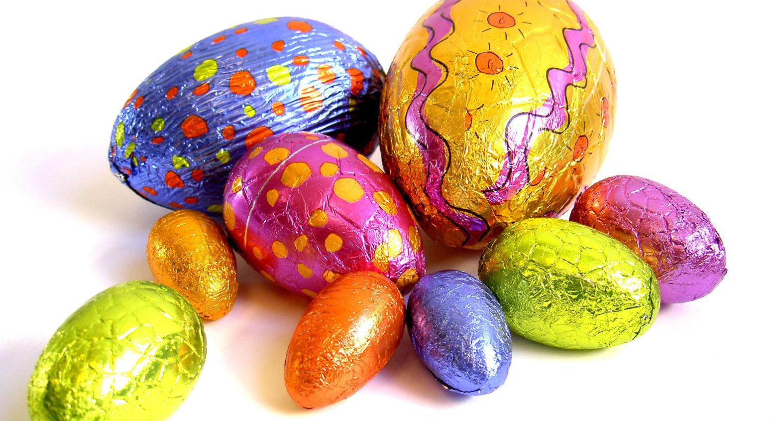 ¡Los huevos de Pascua! Una dulce tradición que puedes encontrar en Caracas