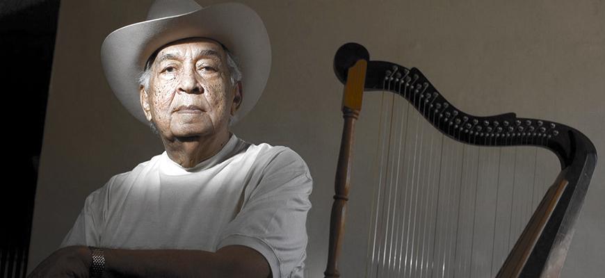 Falleció el gran músico y compositor Juan Vicente Torrealba